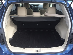 2014 subaru xv crosstrek bed