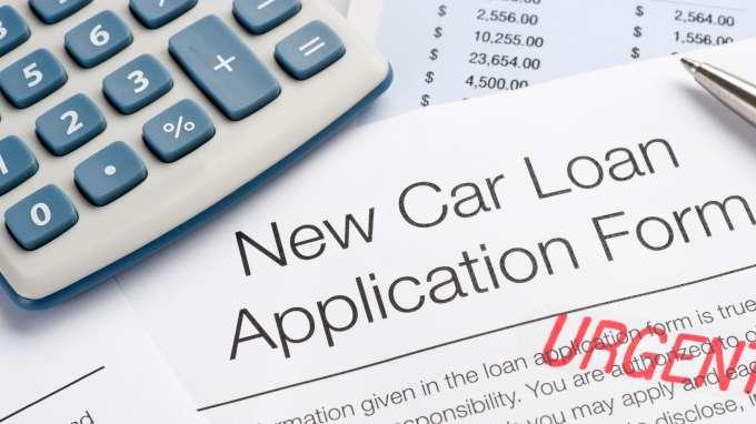 net credit loan application form