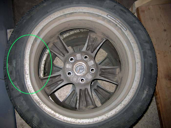 Steering Wheel Shaking >> Flat Tires F150 and Super Duty - Ford-Trucks