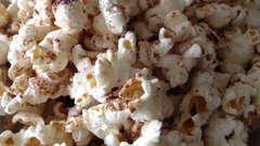 Chocolate cinnamon popcorn