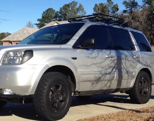 offroad honda pilot feedback amp suggestions wanted
