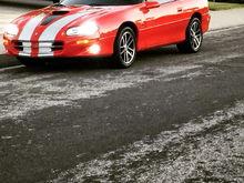 02 LE 35th Anniversary Camaro SS