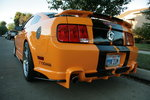 Veilside Mustang w/Polished Roush