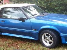 1990 25th ann. GT convertible