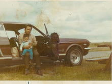 1971, my Dad was the second owner.