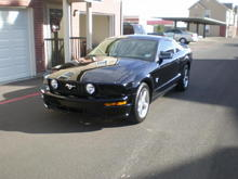 '09 Mustang GT Premium