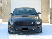 Wojo's Mustang