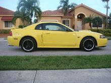 01 Mustang GT