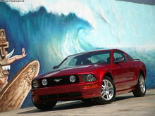 My mustang pic collection