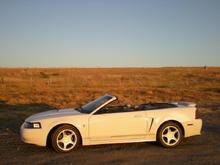 2001 3.8L convertible