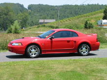 My 2000 V6