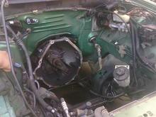 cobra engine off