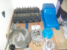 Parts that are ready