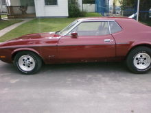 1973 Ford Mustang Grande Coupe