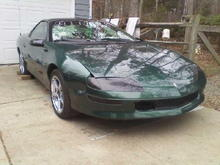 94 Z28 6 speed. Trade for Mustang v8 5 speed :)