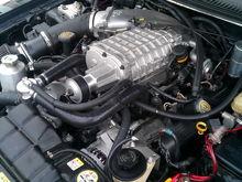 Torktech TVS 1900 Intercooled Supercharger