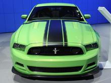 06 boss 302 gotta have it green