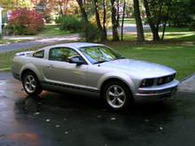 2005 Satin Silver V6