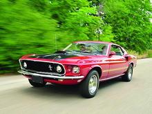 1969 Mustang SCJ