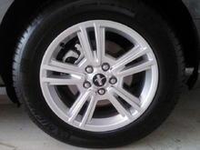 Stock 17 Inch Wheels
