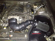 Ford Racing CAI installed