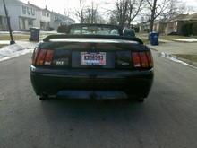 Garage - black beauty!