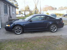 2001 Ford Mustang GT # 8
