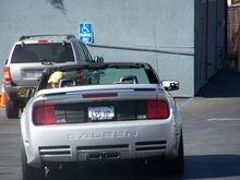 2007 Mustang Cruise