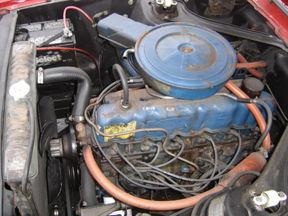 200 cid engine