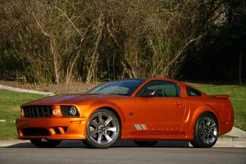 Mustang 07SALEEN S281