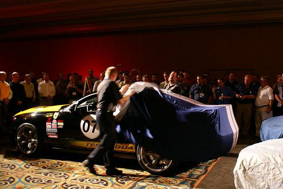 Unveiling at SEMA 2007