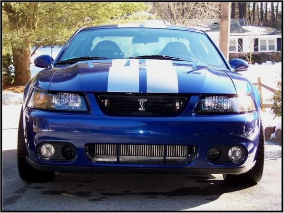 780 horsepower of pure new aged american muscle. and street legal!