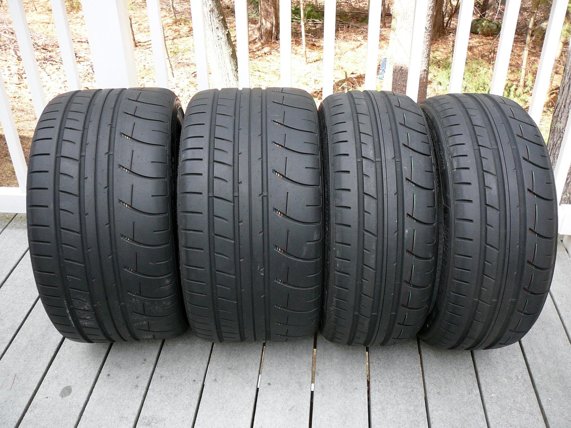 fs dunlop sport maxx race tires 2 305 30 zr20 2 245. Black Bedroom Furniture Sets. Home Design Ideas