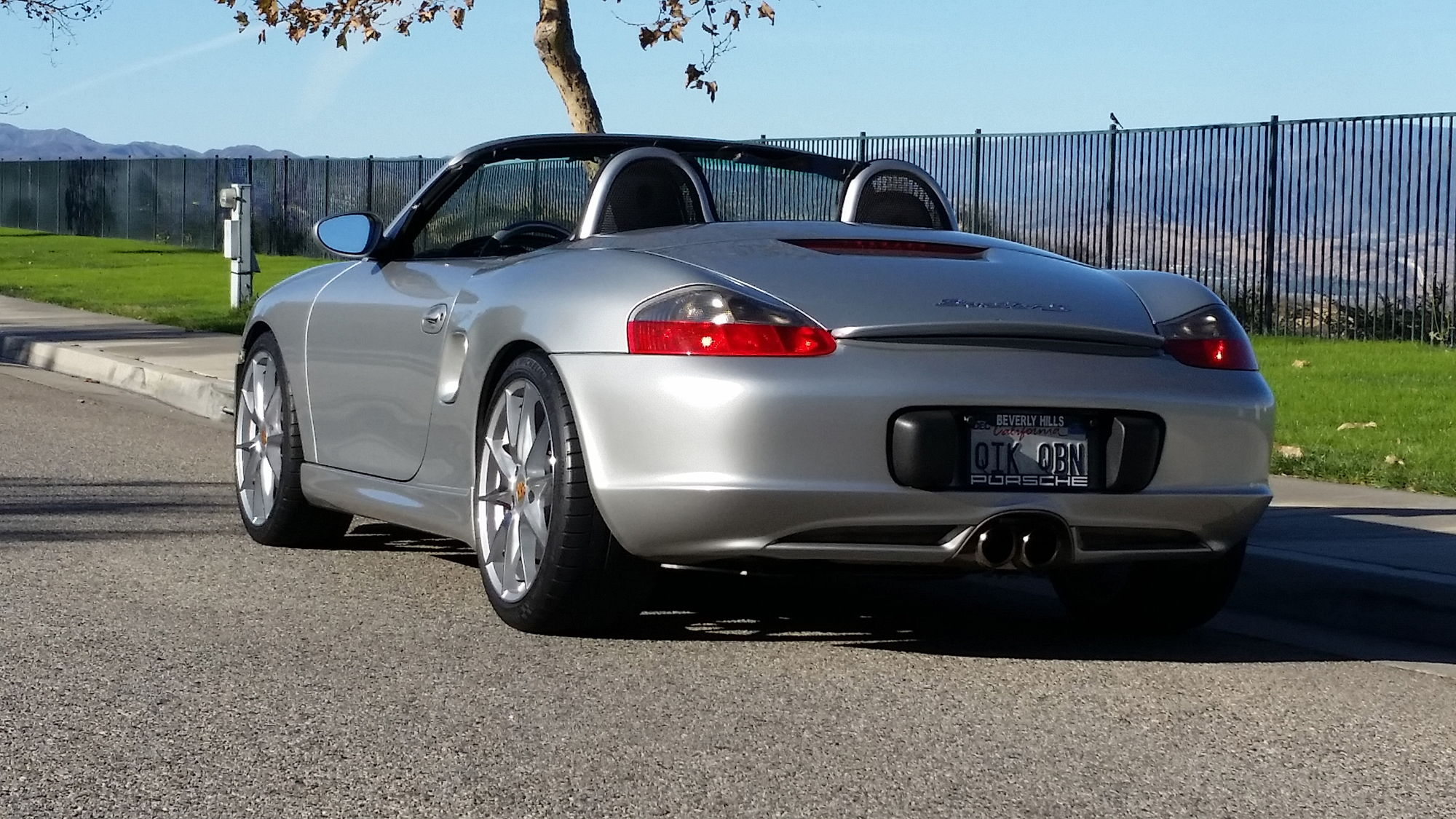 986 Boxster story