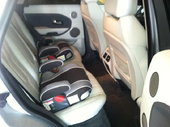 2014 Land Rover Range Rover Evoque back seats