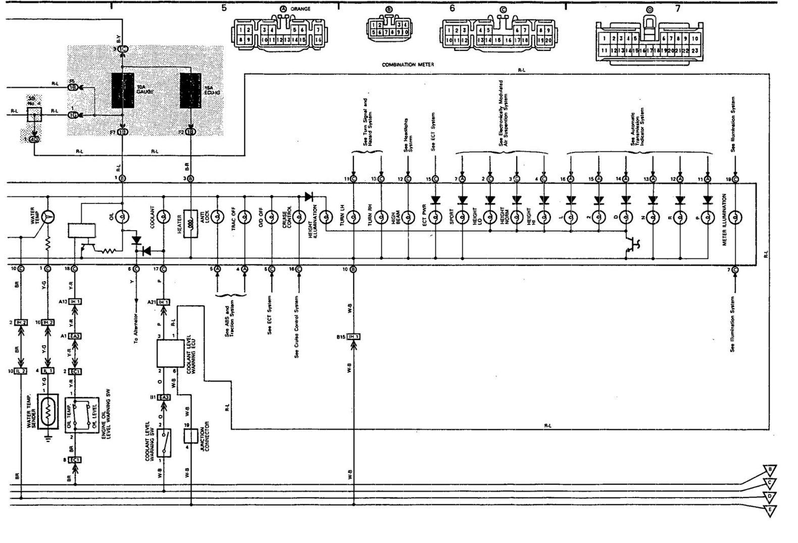 Toyota Camry Wiring Diagram Likewise Toyota Radio Wiring Diagrams