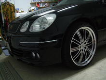 GS300 K Break bodykit 8 30 08