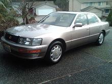 Garage - LS400