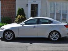 Garage - Lexus IS350