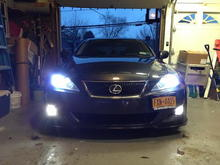 New lights