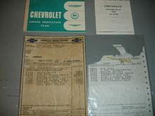 1961 Dual Quad 270 hp