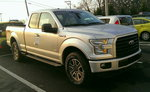 2015 F-150 XLT Supercab w/302A Package