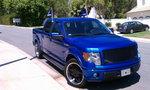 Cowboys Blue