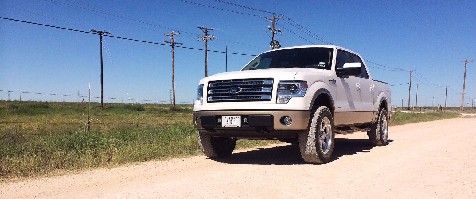 KPT2's 2014 King Ranch Build - Ford F150 Forum - Community ...