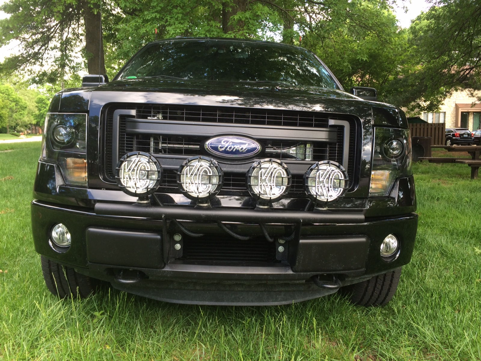 amazon grab bag the kc light bar ford f150 forum community of ford truck fans Mustang with KC Lights KC Light Mounting Brackets. kc lights wiring diagram ...
