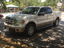2011 F150 King Ranch 2wd 5.0