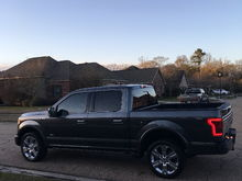 My 2016 F150 Limited