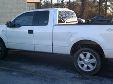 2006 White XLT