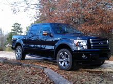 2012 f150 fx4 before after