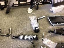 My parts at TMX